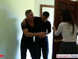 Nasty mom India Summer gets trimmed pussy jizzed | indianjizznastypussy