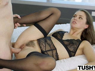 TUSHY Cheating Wife Allie Haze loves Anal | analcheatinglove
