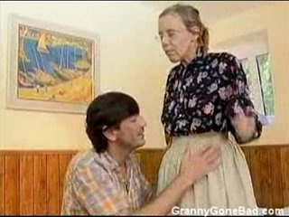 Granny Got Her Hairy Old Ass Anal Fucked | analassgrannyhairyolder