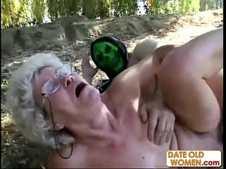 Old Woman Forced to Suck | forcedolder womansucking