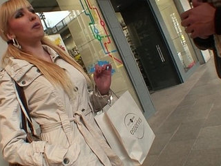 Flirting and fucking with spanish girl 18yo in a mall | 18 years oldspanish