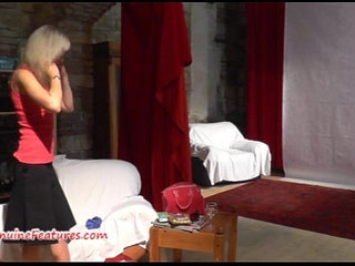 Erotic interview and dance with cute casting girl   castingcutedancingeroticainterview