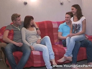 Young Sex Parties Calling a friend for a sex party Kristina, Foxy Di | friendpartyyoung