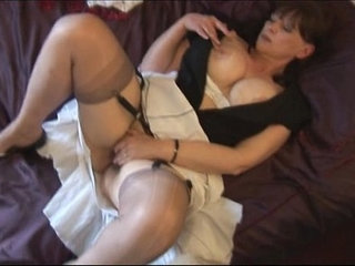 Big tits mature babe with hairy pussy stripping | babebig titshairystriptease