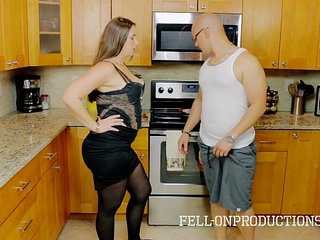 taboo passions madisin lee in cooking for stepmom | stepmomtaboo