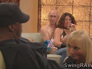 Naughty party in the swingers mansion makes couples go wildavid and Christine | couplenaughtypartyswingers
